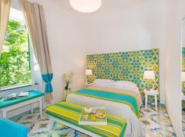 Relais Correale Rooms & Garden, סורנטו