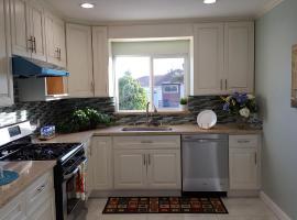 Wayne Avenue Vacation Home, San Leandro