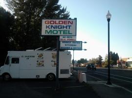 黄金骑士汽车旅馆, Gresham
