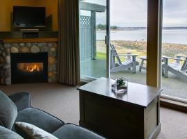 Kingfisher Oceanside Resort & Spa, Courtenay
