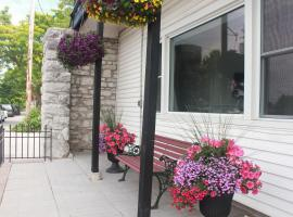 New Rockland Motel, Bobcaygeon