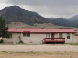 Grand View Guest House, Wapiti
