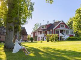 Åkagårdens Lodge, Båstad