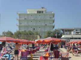 Hotel Italia, Senigallia