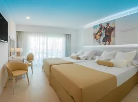 Villa Luz Family Gourmet & All Exclusive Hotel, גאנדיה