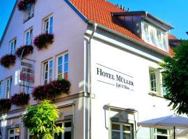 Hotel Müller Café & Wein, Veitshöchheim