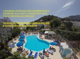 Hotel San Felice, Capri