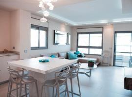דירת חוף עם 2 חדרי שינה בתל אביב, תל אביב