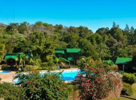 伊瓜苏丛林别墅酒店