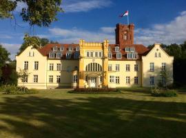 Schloss Lelkendorf - Fewo Parkblick, Lelkendorf