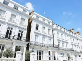 10彭布里奇花园酒店, 伦敦