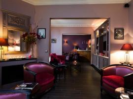 Hôtel Donjon Vincennes, Vincennes
