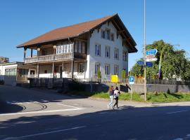 Pension Glauser, Affoltern