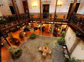 La Casona de la Ronda Hotel Boutique Patrimonial