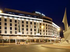 فندق نيلفا, مورسيا