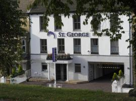 St George Hotel, تشاتام