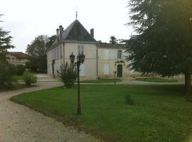 Chateau La Mothe Charente, Nersac