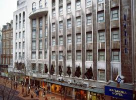 伯明翰新街车站布里塔尼亚酒店, 伯明翰