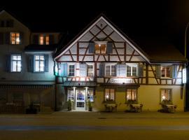 Hotel Restaurant Blume, Steinach