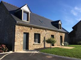 La Maison de Benjamin, La Chapelle-Saint-Aubert
