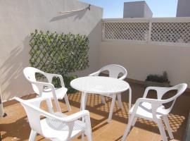 Ático con terraza en la Jota, Saragozza