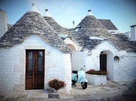 Trulli Holiday Resort, Alberobello