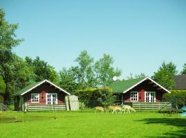 Chalet Sonneborghe, Kollumerzwaag