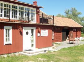 Äventyrsgårdens Vandrarhem, Kinnekulle, Källby