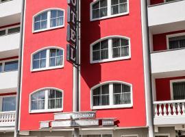 فندق كونيغيسهوف أم فونكتورم, هانوفر