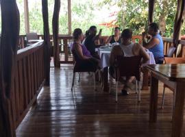 Hotel Pedacito de Cielo, Hacienda Tres Amigos