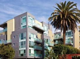 码头区全球服务公寓 , 洛杉矶