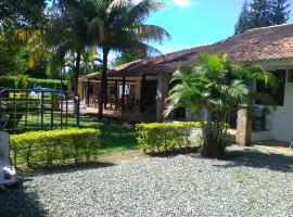 Quinta Campestre Villa Claudia, Granja Campo Alegre