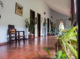 Hotel Las Nieves, Girón