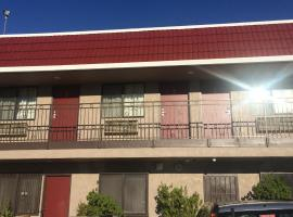 Crown Lodge Motel, Oakland