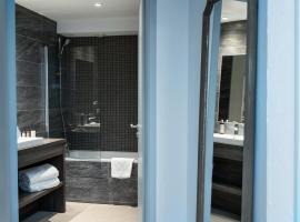 储备公寓酒店, 圣让-德吕兹