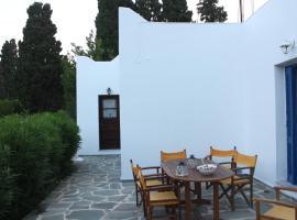 Johns House For a Greek Summer, 安德罗斯