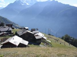 Pension Alpenblick, Staldenried