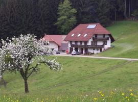 Ferienwohnung Ringwald, 巴登-符腾堡