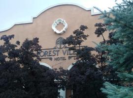 森林别墅酒店, 普雷斯科特
