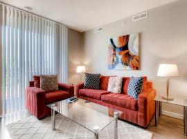 Global Luxury Suites at Stamford Town Center, סטמפורד