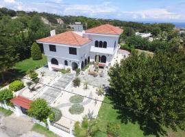 Odysseas Villa, Rhodes Town
