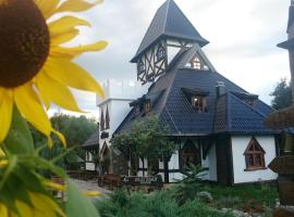 Royal Village Kotromanićevo, Vranduk