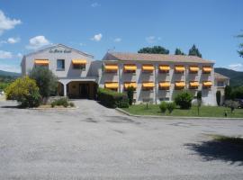 Hôtel Saint Clair, Saint-Étienne-les-Orgues