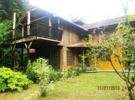 Casa en Reserva Natural Cerca Viva, 莱蒂西亚