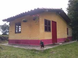 Kamsá Lodge, Santa Elena