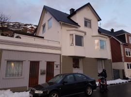 Guest House Borgustova, Vestmanna