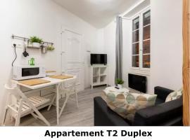 Appartement T2 Duplex, 勒韦