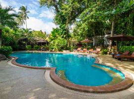 Sunrise Tropical Resort, Bãi biển Railay