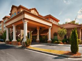 Best Western PLUS Westgate Inn and Suites, Leland