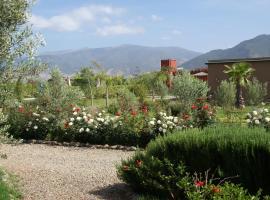 Les Jardins de Bouskiod, Amizmiz